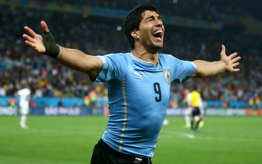 Luis Suarez 4K Ultra HD Wallpaper 3840x2400