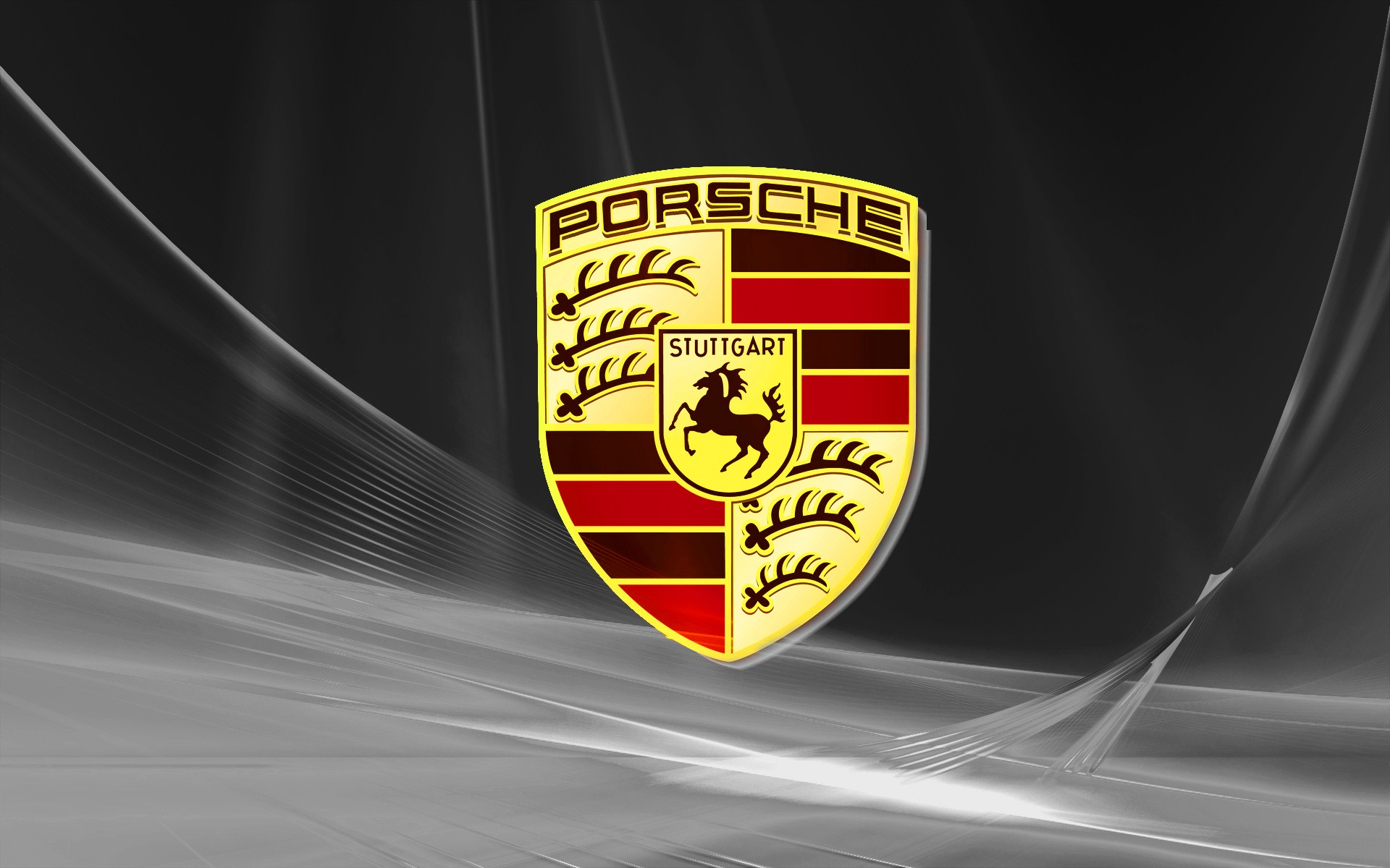 porsche logo wallpapers  pictures  images stereologic ltd stereological