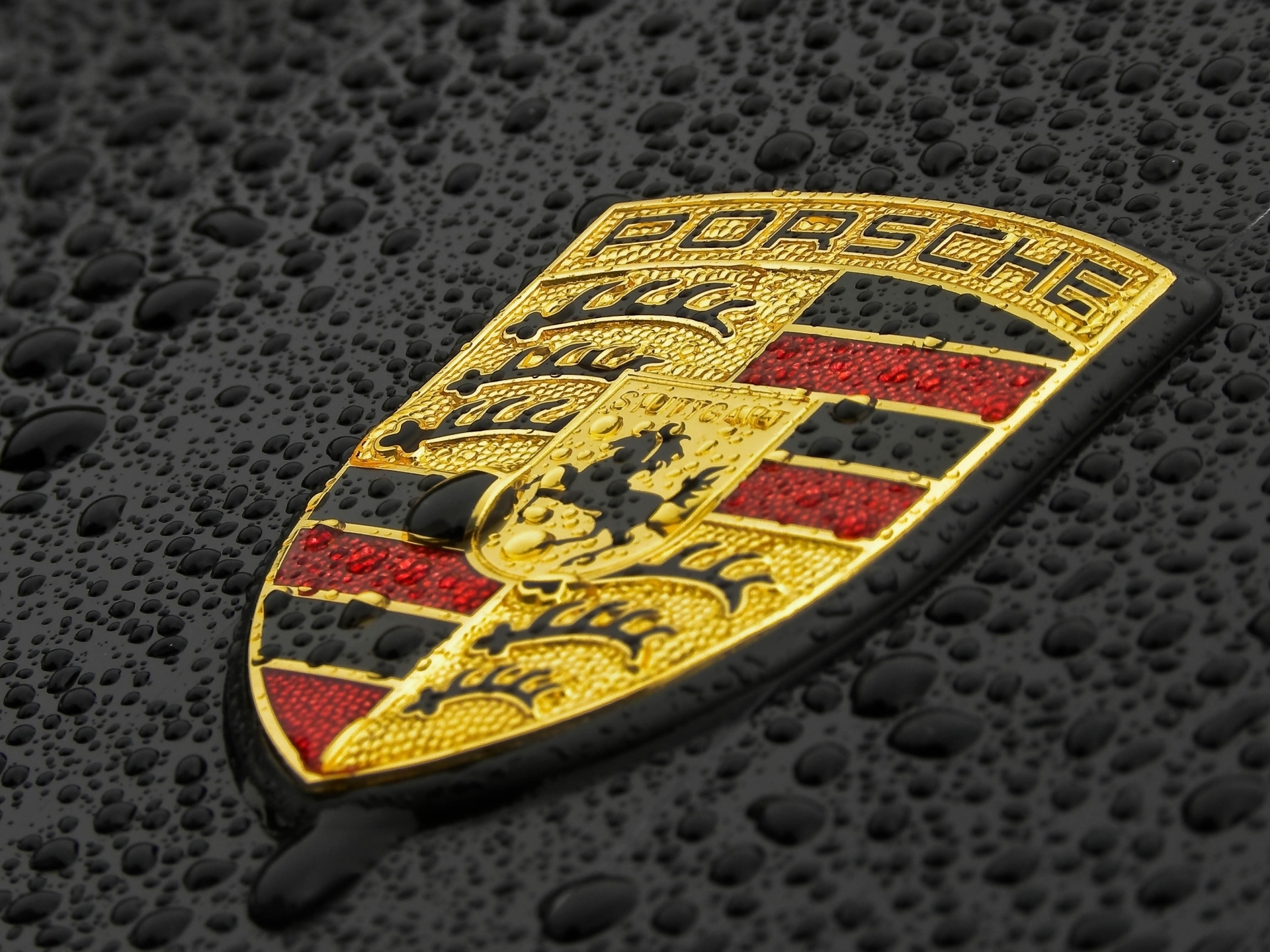 porsche logo wallpaper 1920x1440