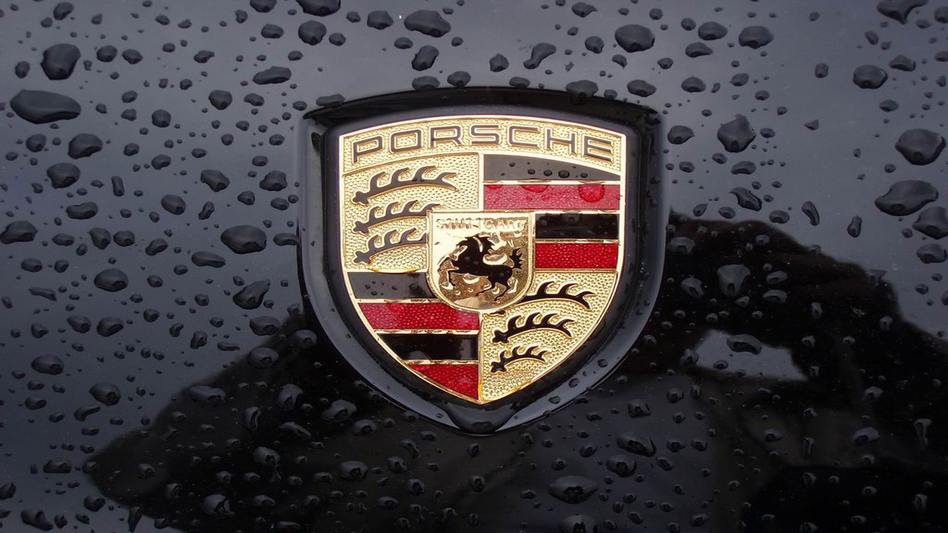 porsche logo full hd wallpaper 1920x1080 - Porsche Logo Wallpaper Iphone