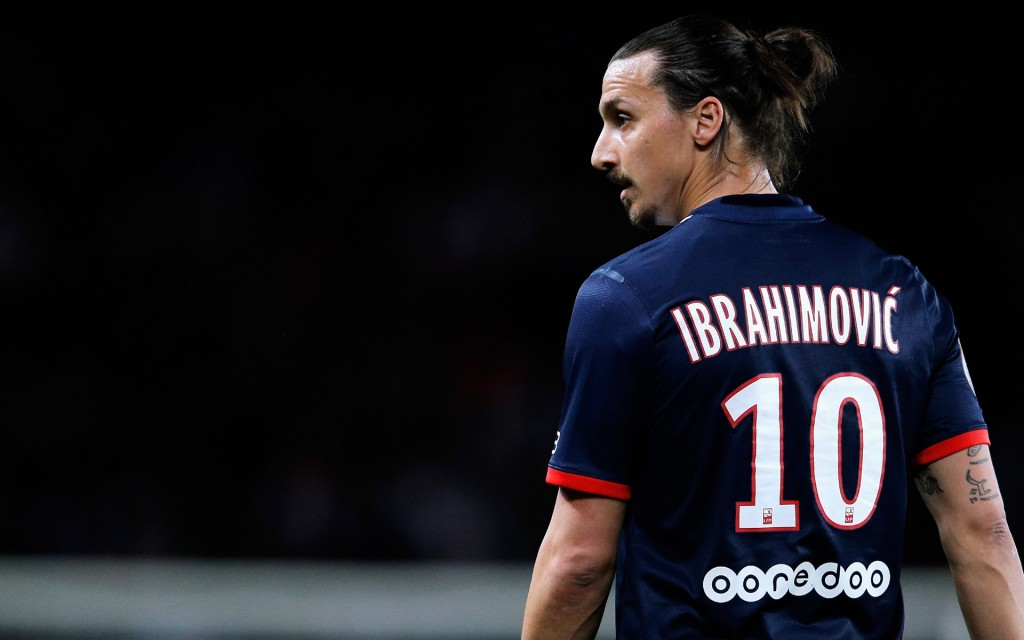 Zlatan Ibrahimovic Widescreen Wallpaper 1920x1200