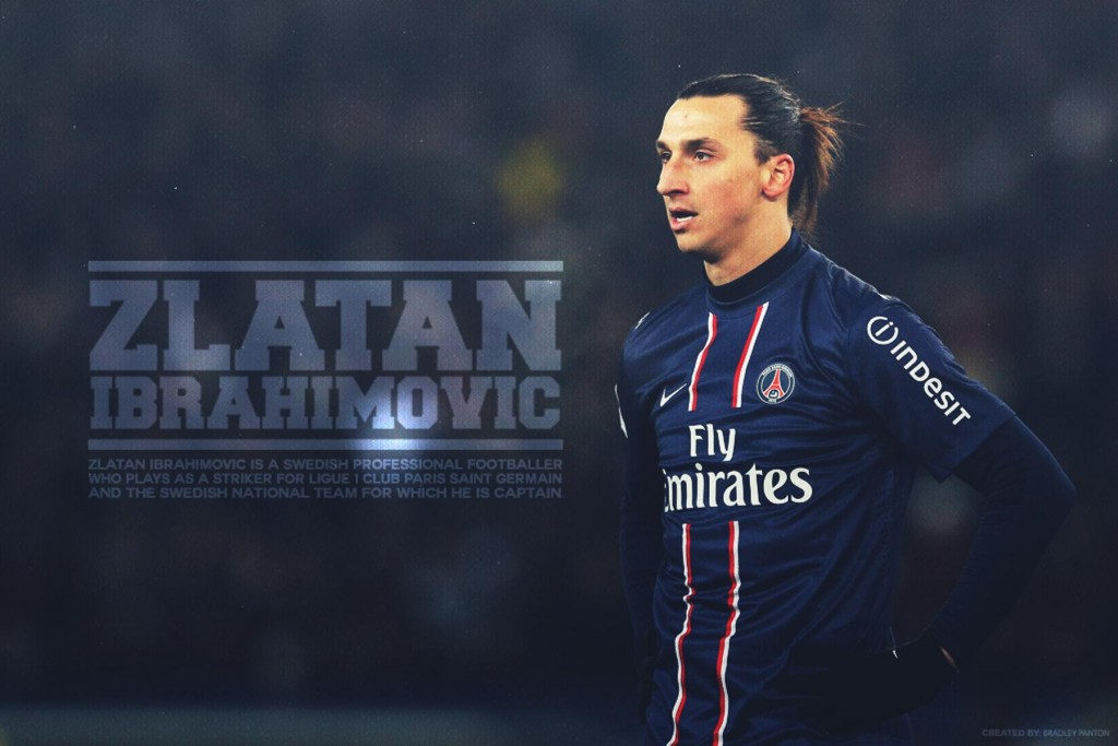 Zlatan Ibrahimovic Wallpaper 1799x1200