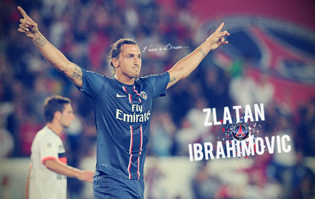 Zlatan Ibrahimovic Wallpaper 2790x1766