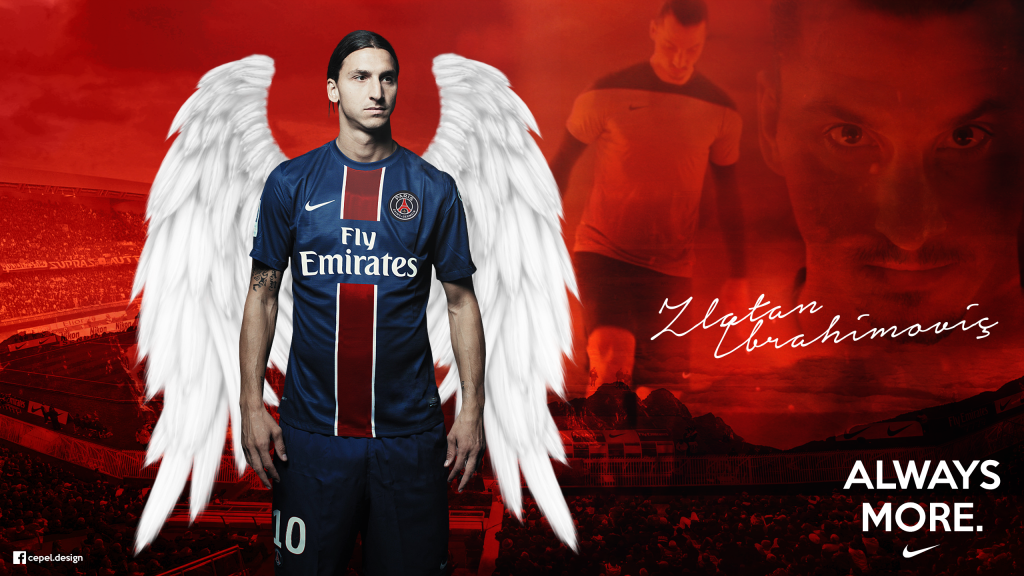 Zlatan Ibrahimovic Wallpaper 2560x1440