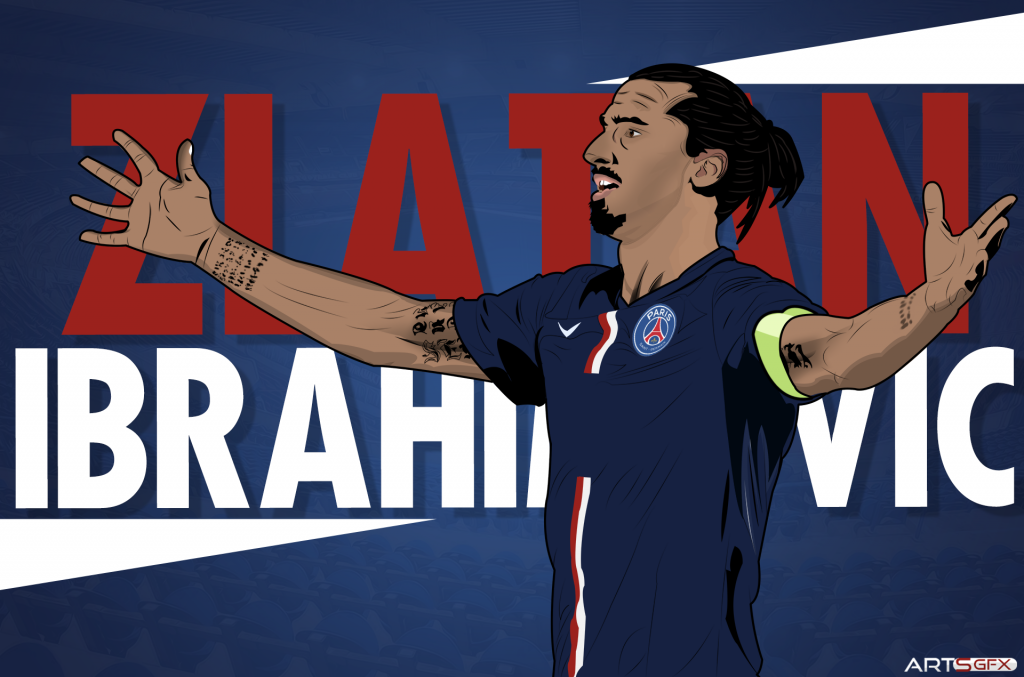 Zlatan Ibrahimovic Wallpaper 1920x1270