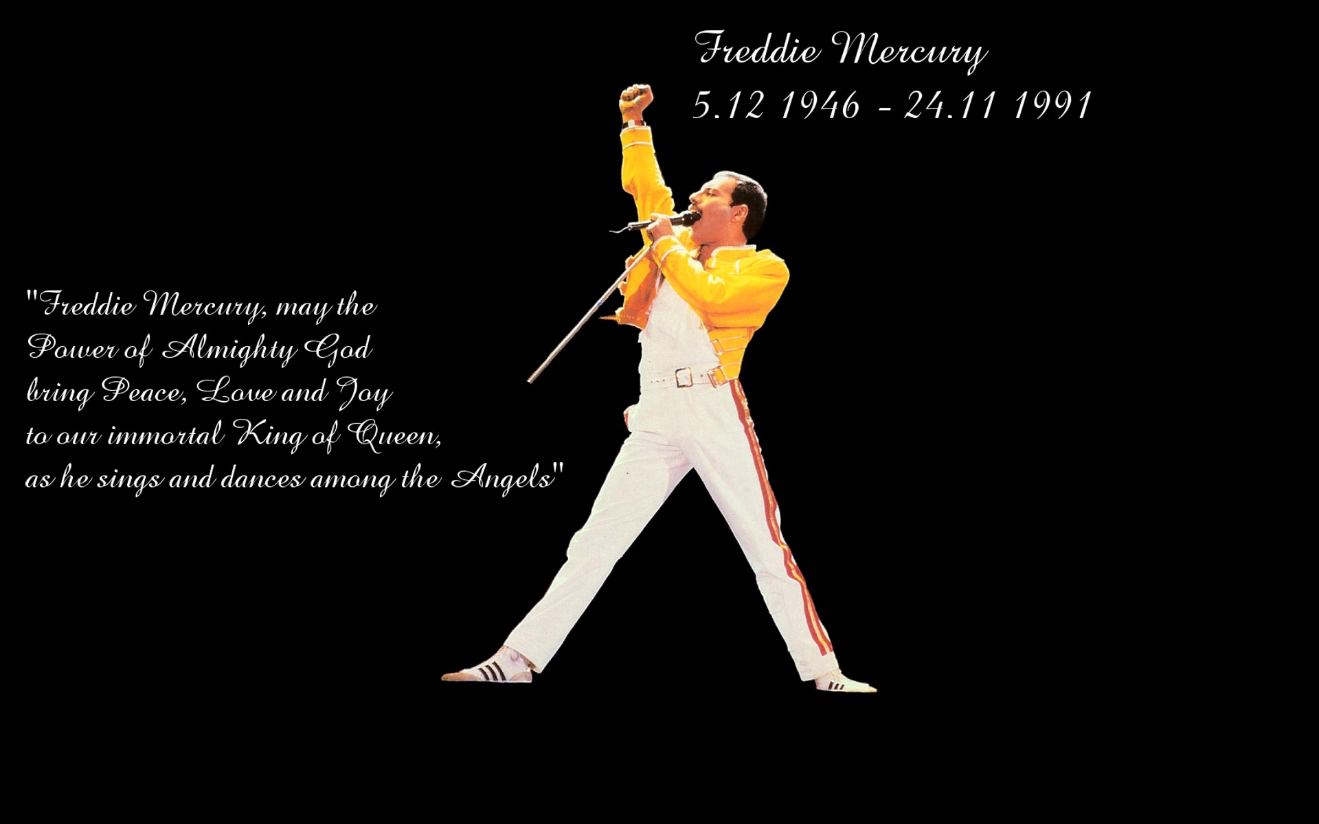 Freddie Mercury Wallpapers, Pictures, Images