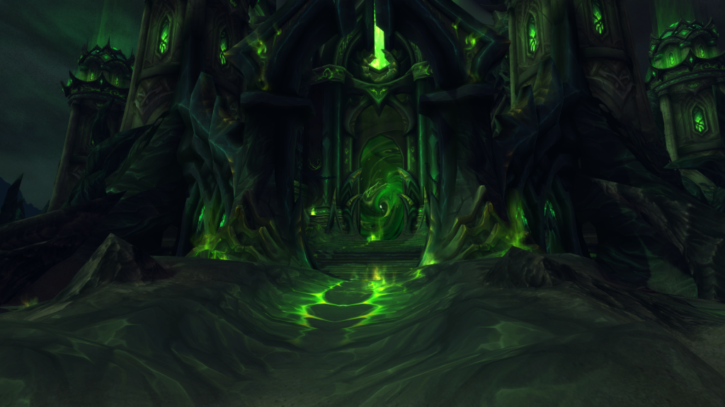 World of Warcraft: Legion Full HD Wallpaper 1920x1080
