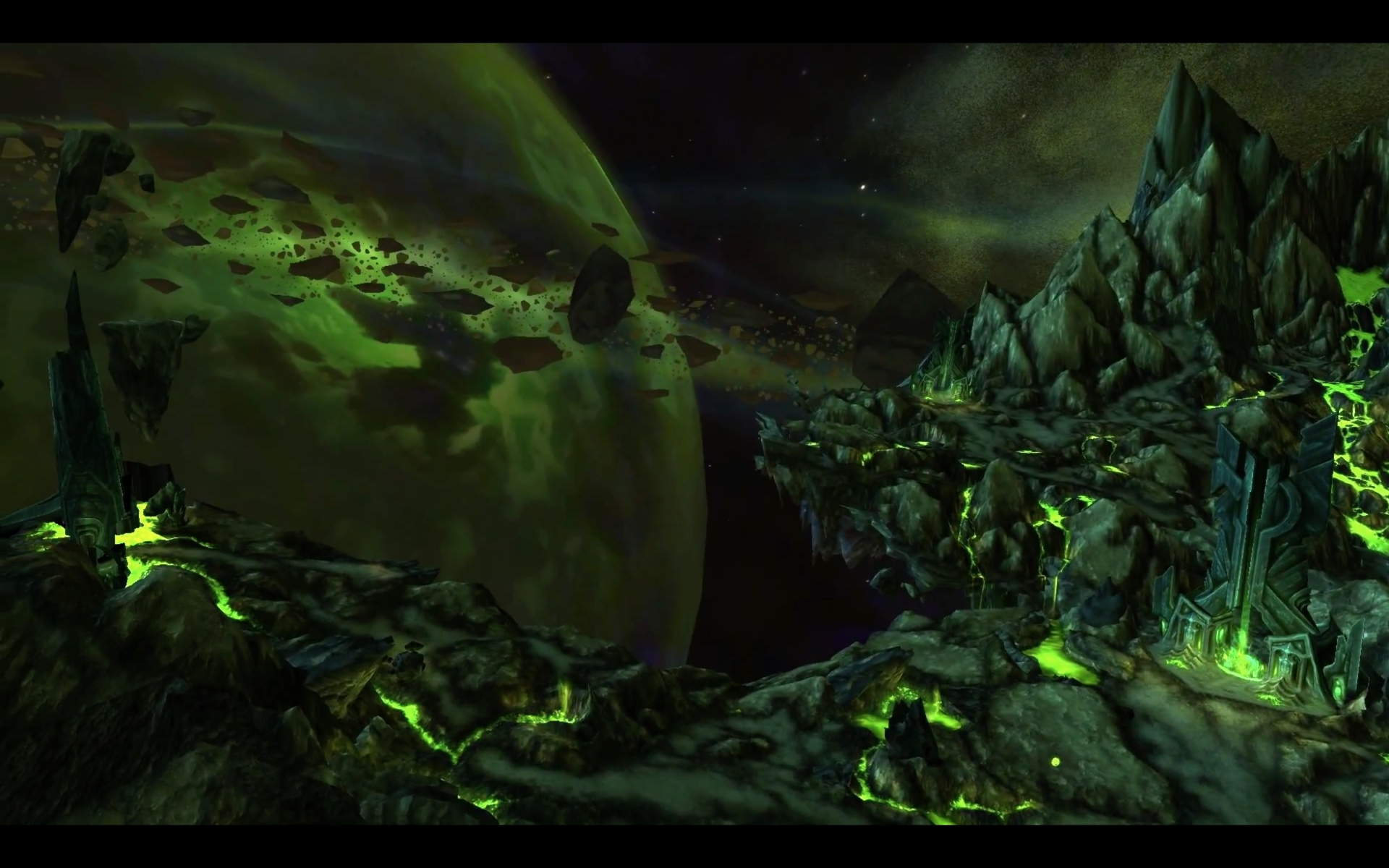 world of warcraft how to change backgrounds