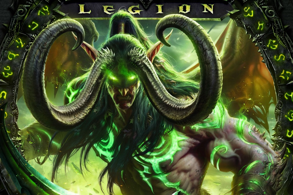 World of Warcraft: Legion Wallpaper 1920x1280