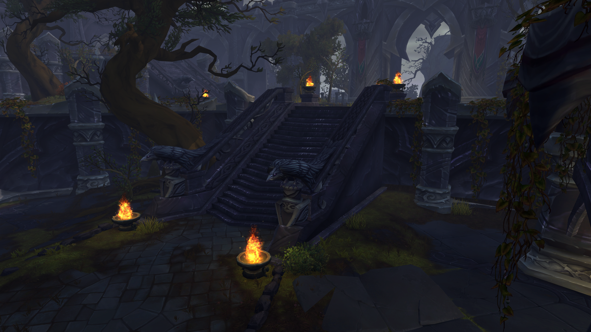 World Of Warcraft Legion Full Hd Wallpaper 1920x1080