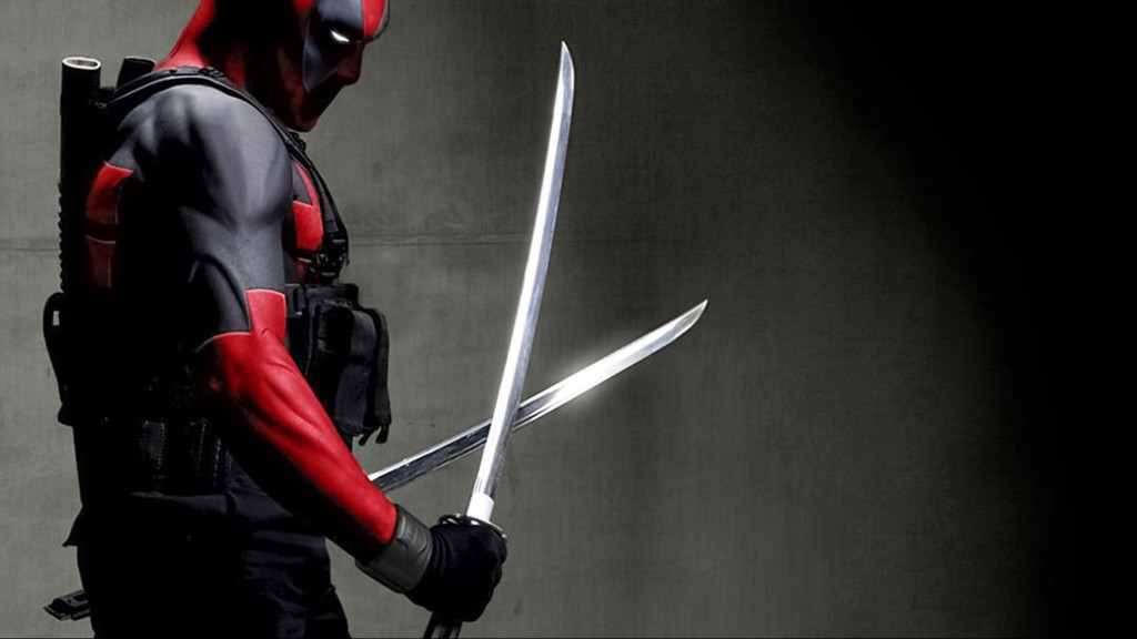 Deadpool Full HD Wallpaper 1920x1080