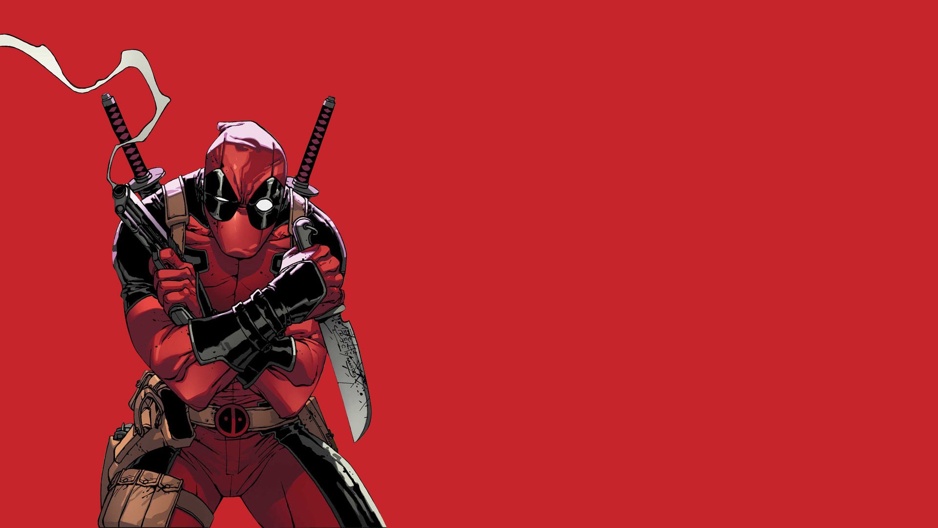 Pics Photos Dea... Deadpool Wallpaper