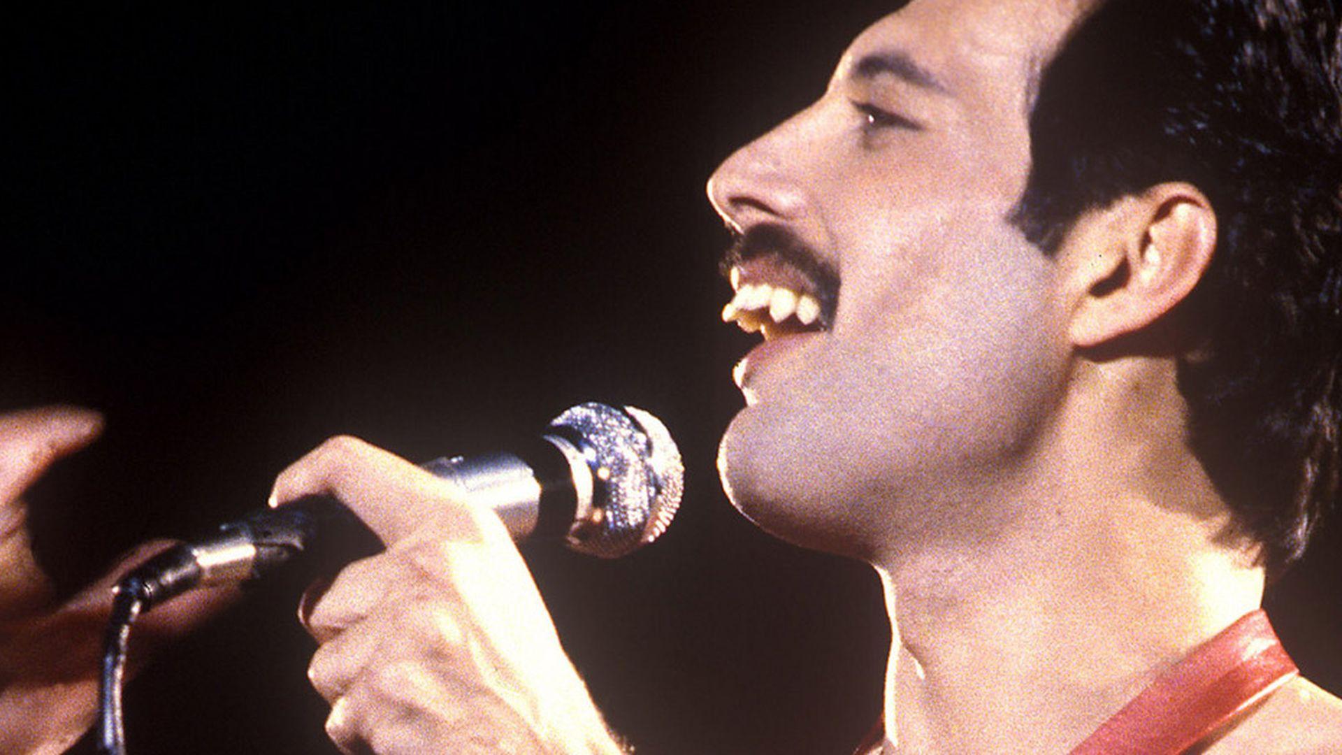 Freddie Mercury Zähne
