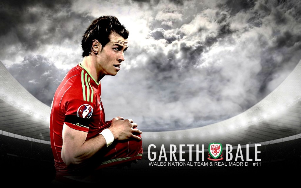 Gareth Bale Widescreen Wallpaper 1920x1200