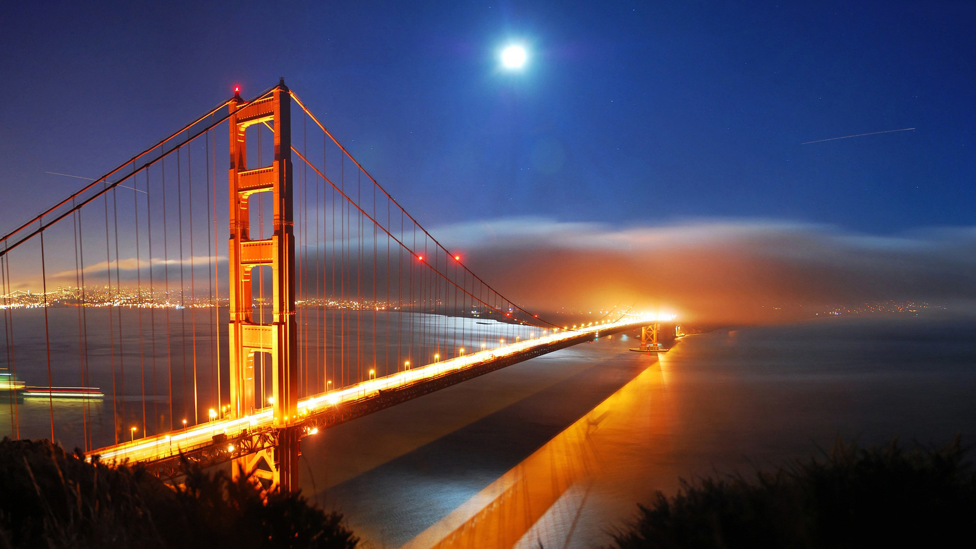 golden gate bridge wallpapers, pictures, images