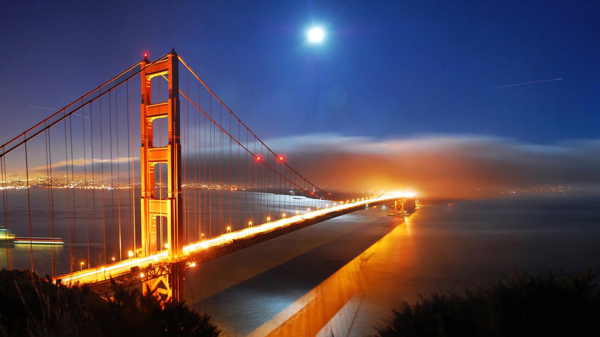 Golden Gate Bridge Wallpapers, Pictures, Images