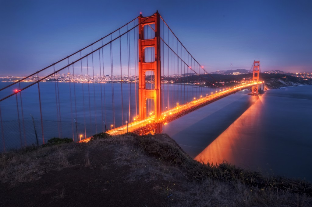 Golden Gate Bridge Wallpaper 4256x2832