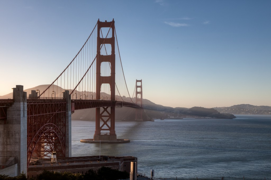 Golden Gate Bridge Wallpaper 5432x3622
