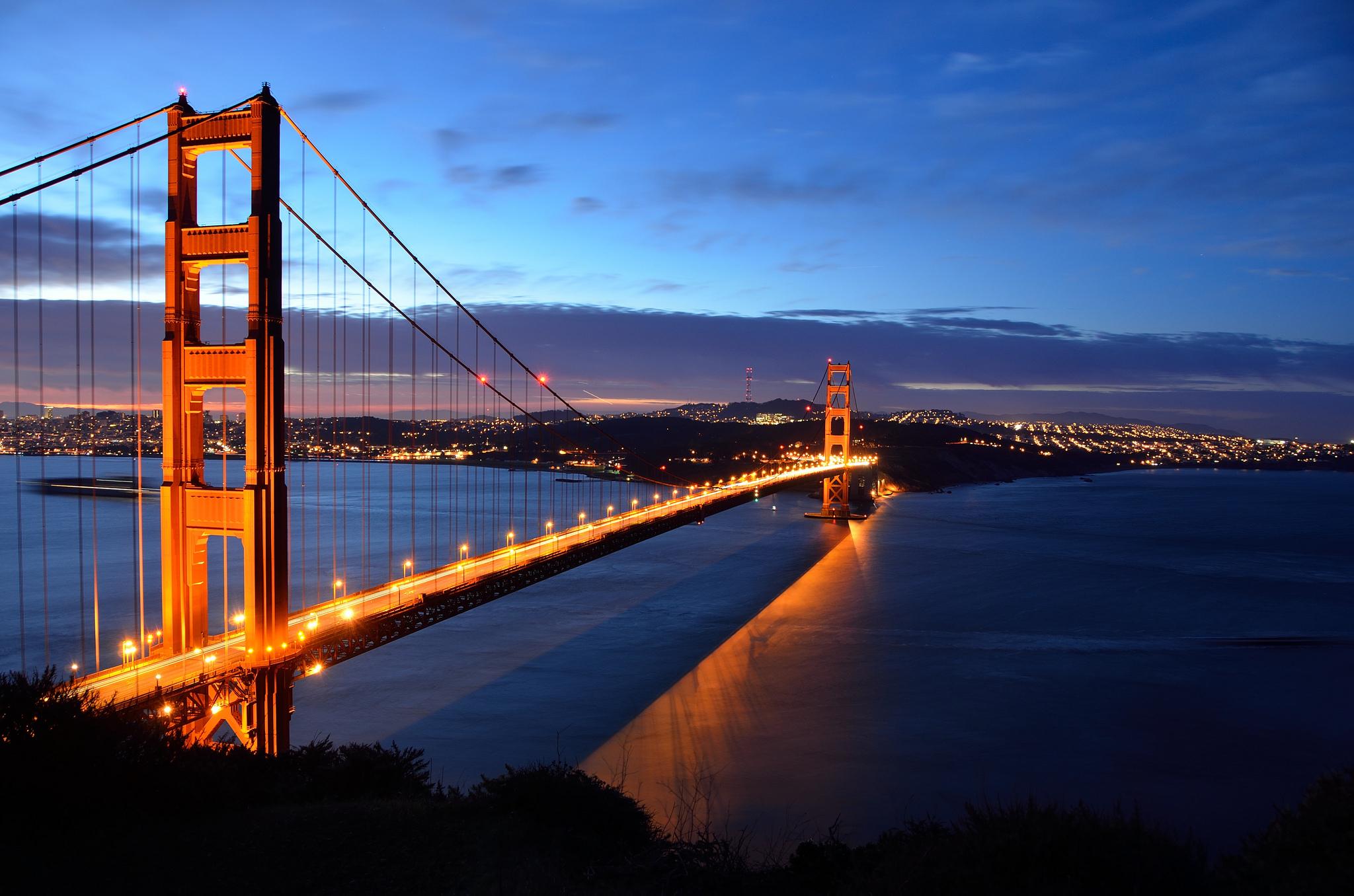 Golden Gate Bridge Wallpapers, Pictures