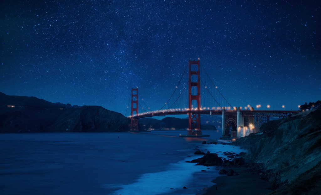 Golden Gate Bridge Wallpaper 2048x1246