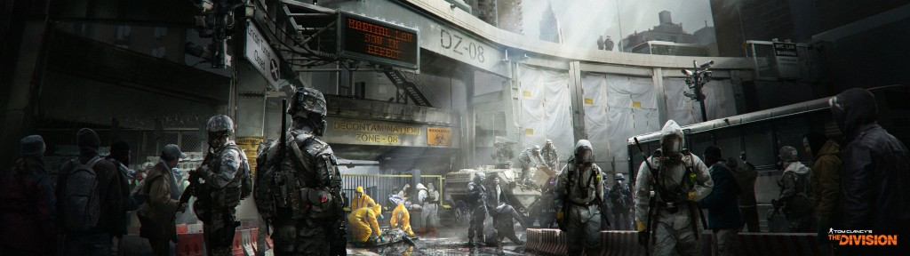 The Division Wallpaper 3839x1079