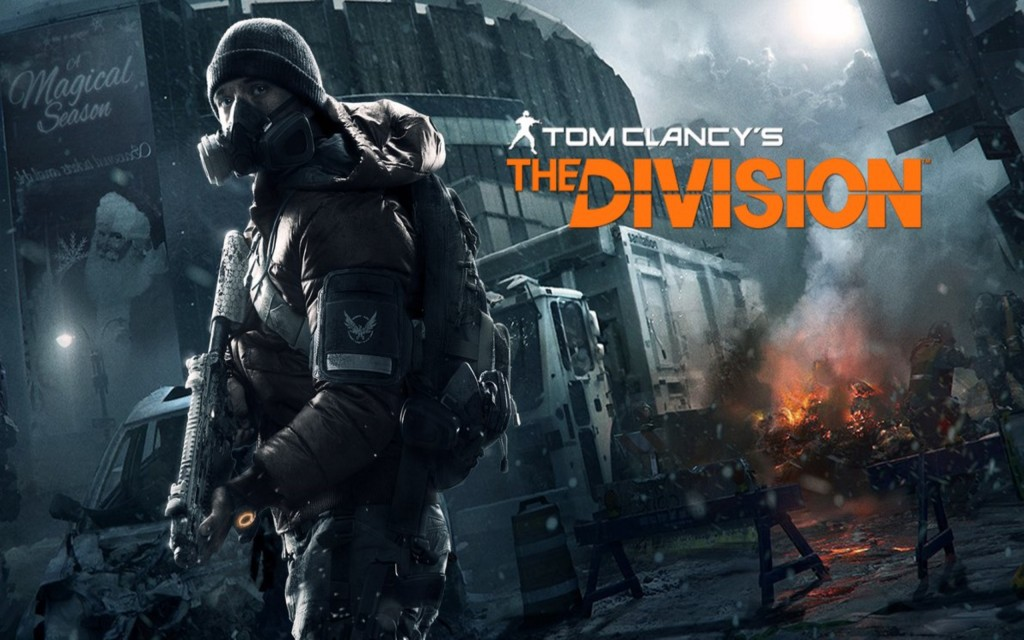 The Division Widescreen Wallpaper 2560x1600