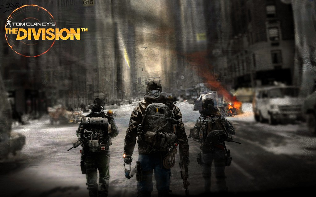 The Division Widescreen Wallpaper 1920x1200