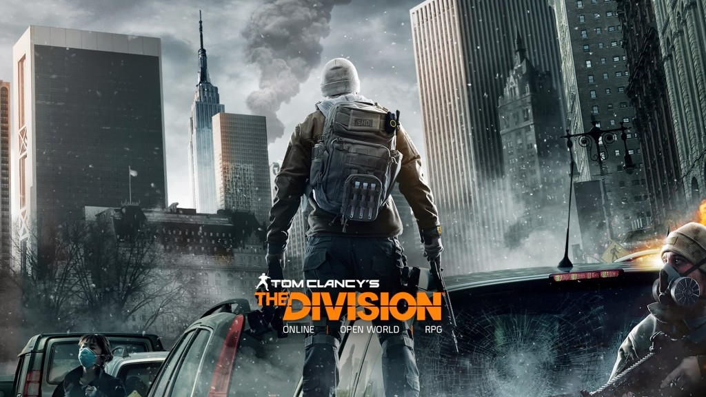 The Division Dual Monitor Wallpaper 2048x1152