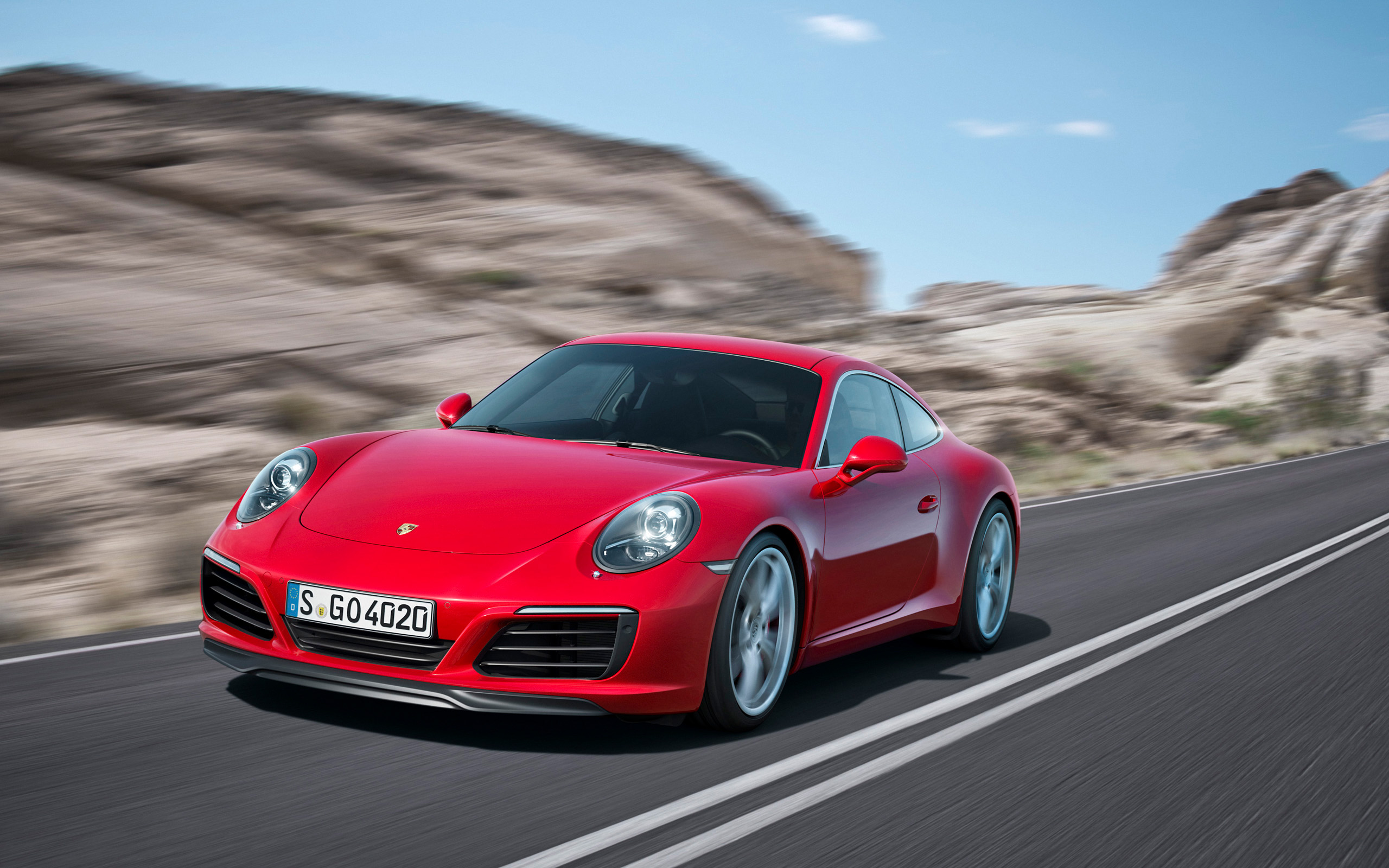 Porsche 911 Widescreen Wallpaper 2560x1600