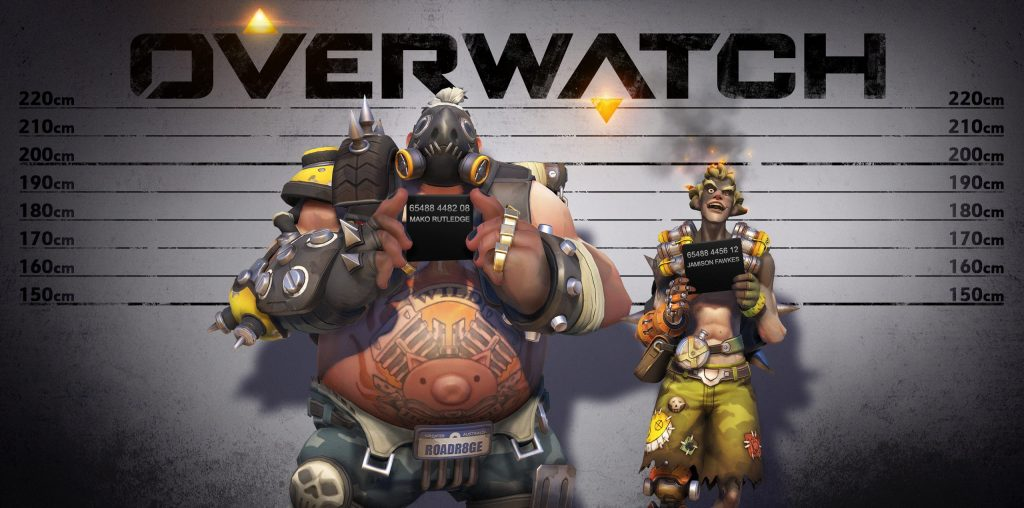 Overwatch Wallpaper 2560x1269