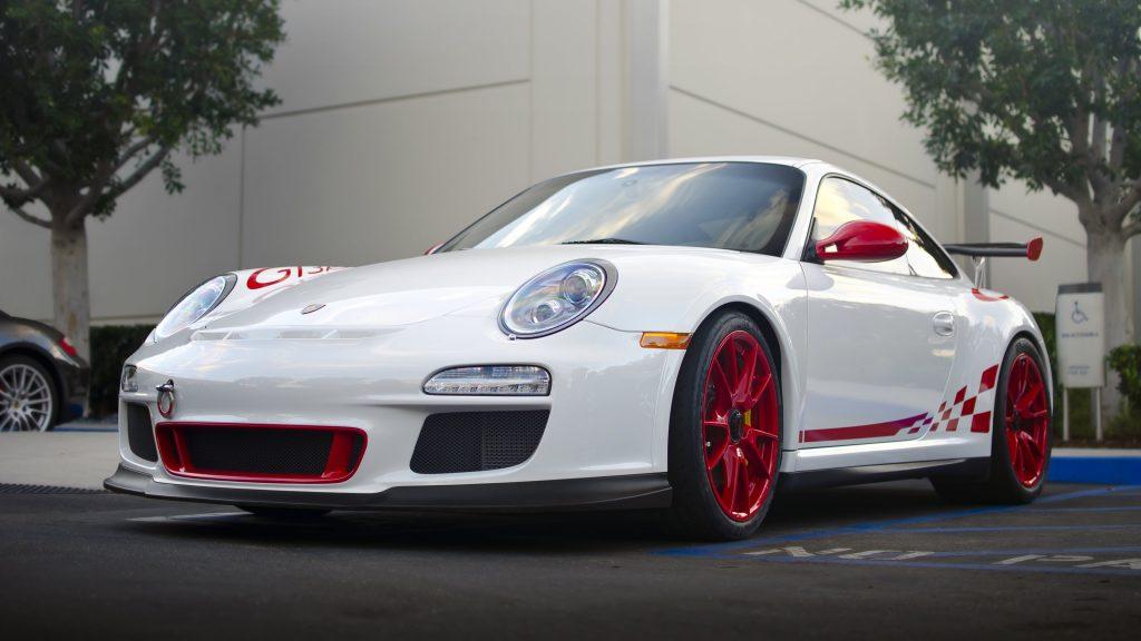 Porsche 911 4K UHD Wallpaper 3840x2160