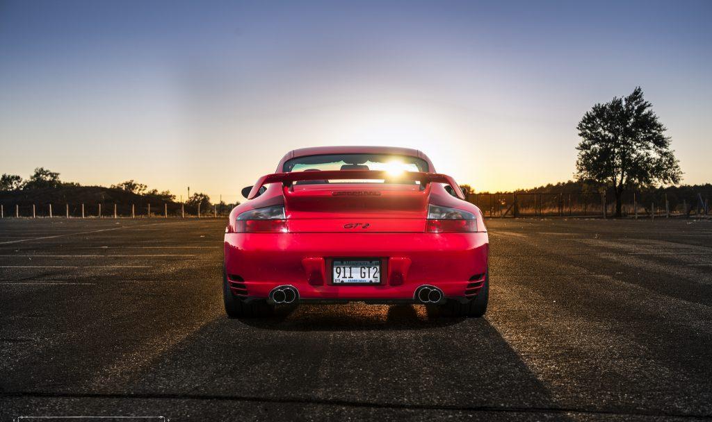 Porsche 911 Wallpaper 2048x1215