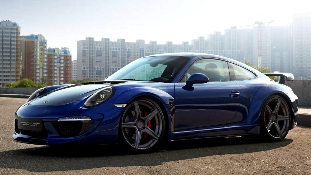 Porsche 911 Full HD Wallpaper 1920x1080