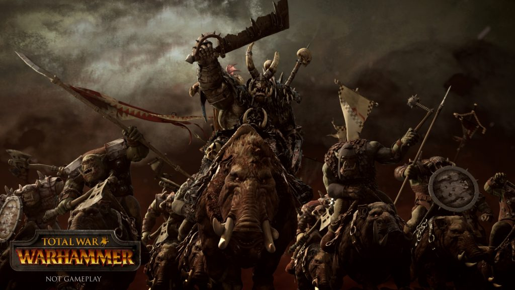 Total War: Warhammer Wallpaper 2560x1440