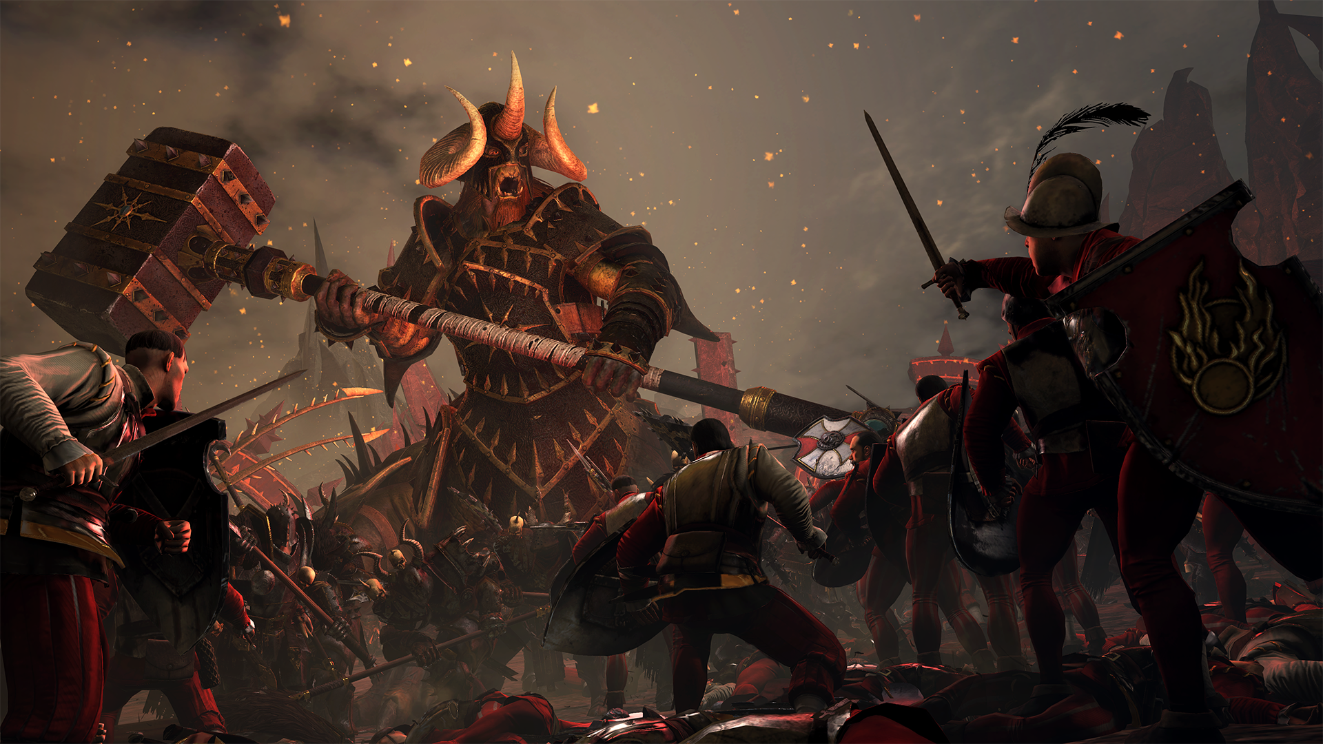 total war warhammer wallpapers pictures images