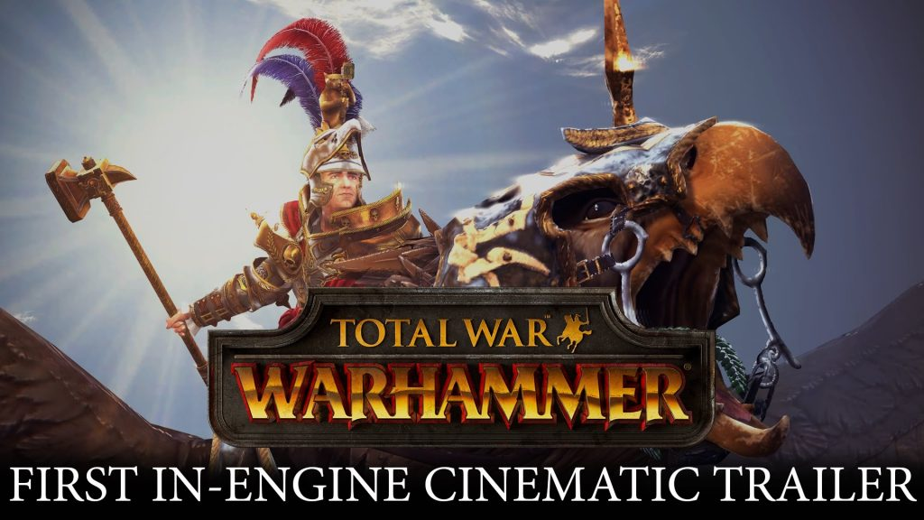 Total War: Warhammer Full HD Wallpaper 1920x1080