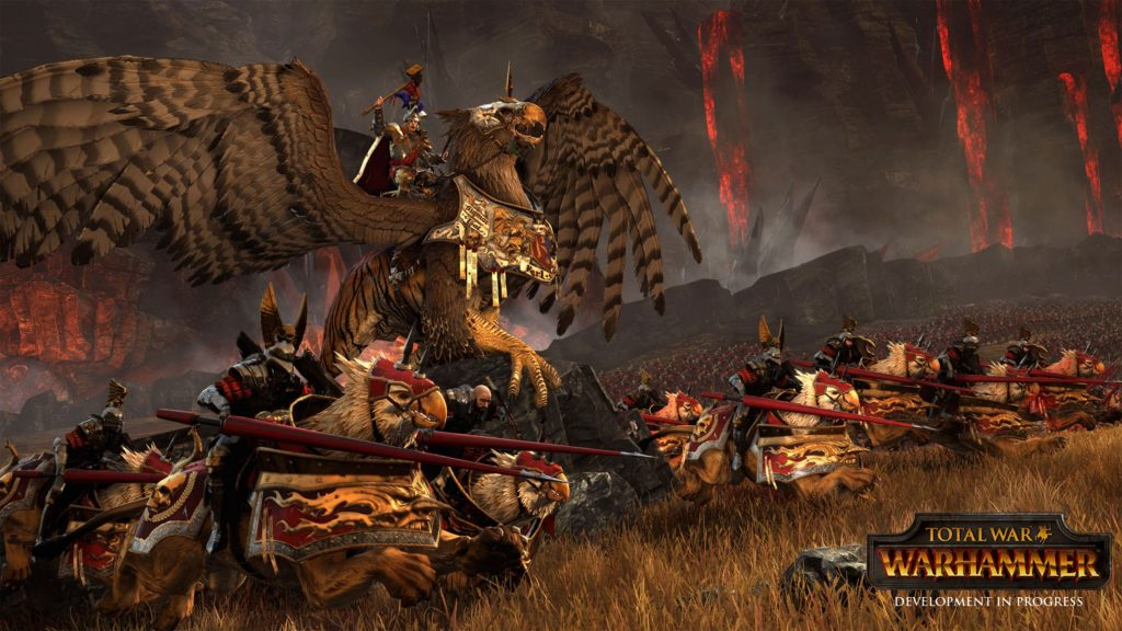 Total War: Warhammer 4K UHD Wallpaper 3840x2160