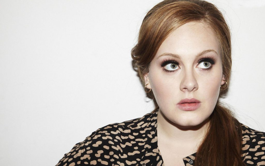 Adele Widescreen Wallpaper 1920x1200