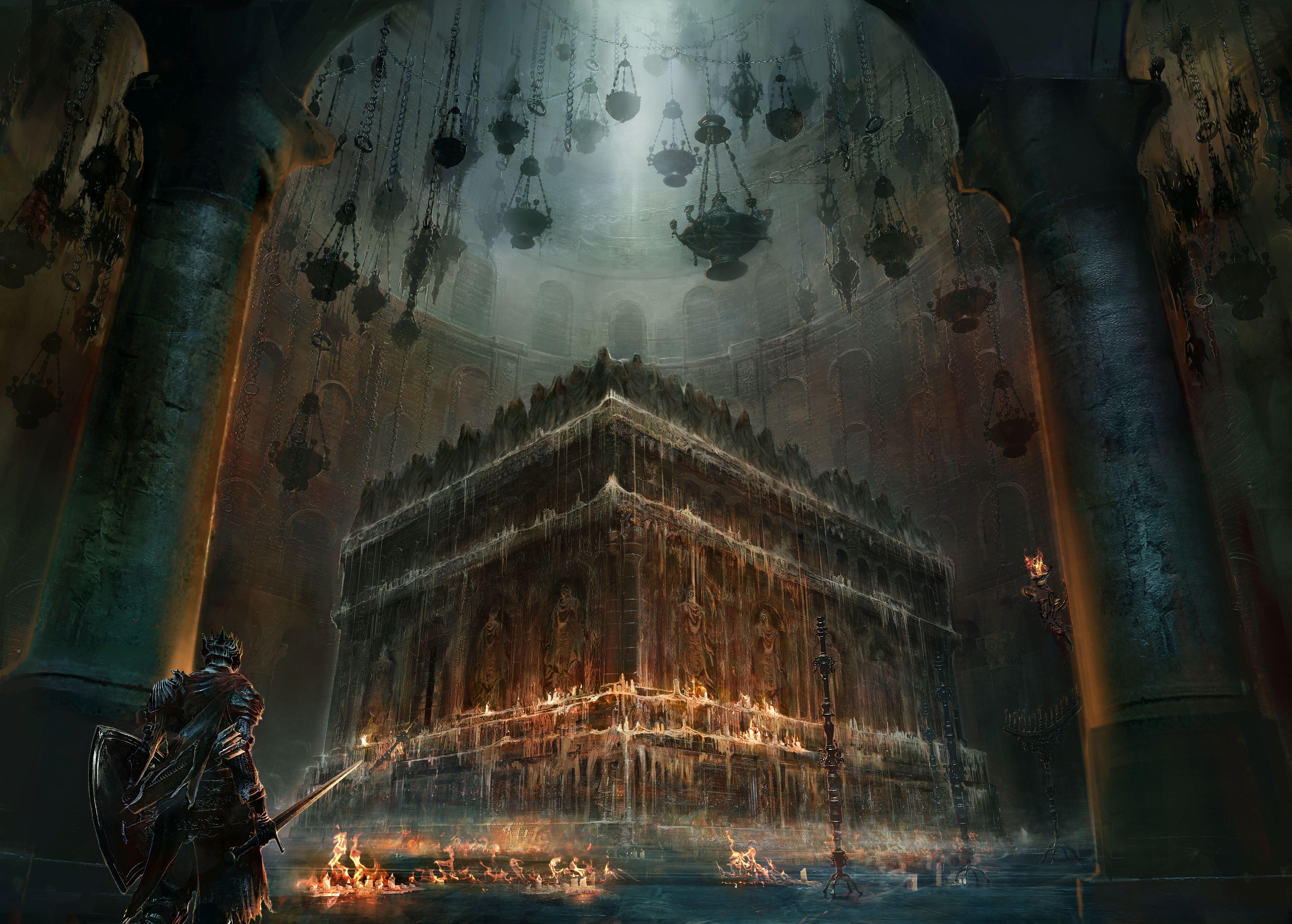 Dark Souls 4K Wallpaper - WallpaperSafari