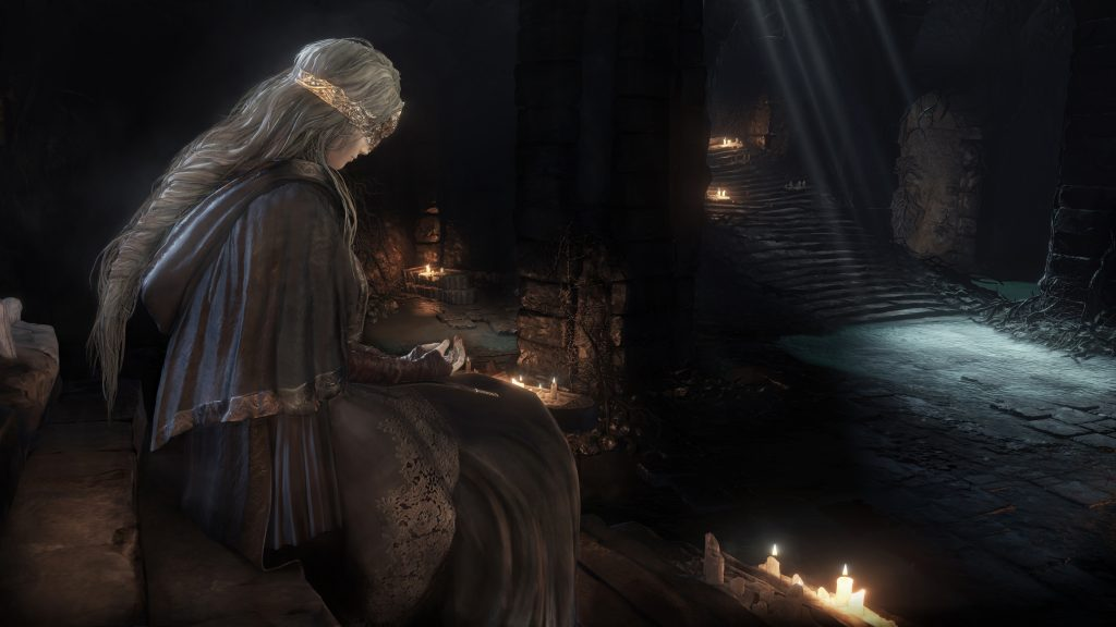 Dark Souls 3 4K UHD Wallpaper 3840x2160