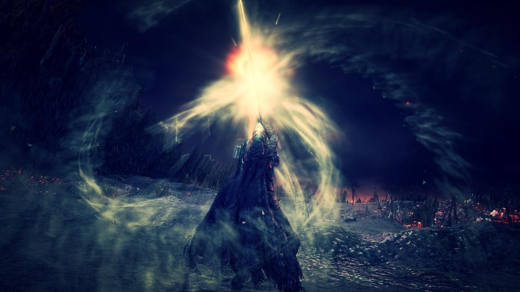 Dark Souls 3 Full HD Wallpaper 1920x1080
