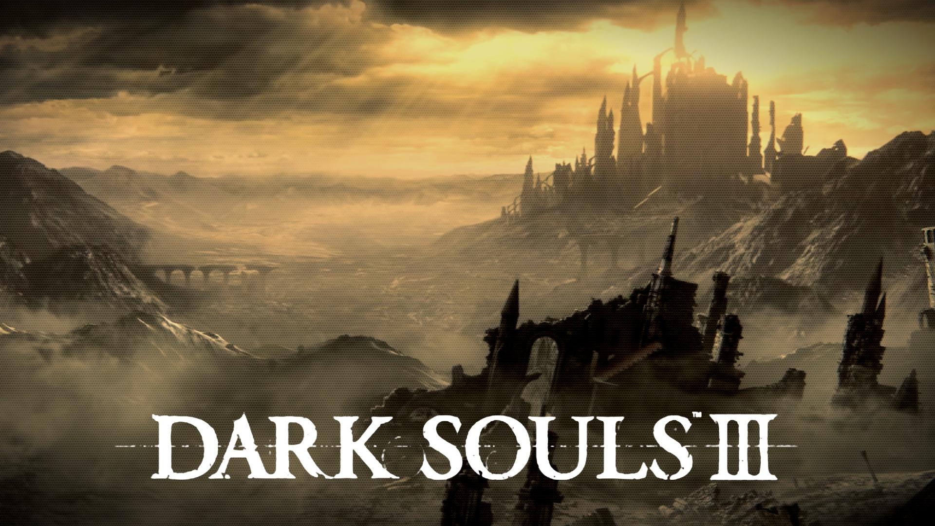 Dark Souls 2 Wallpaper Hd: Dark Souls 3 Wallpapers, Pictures, Images