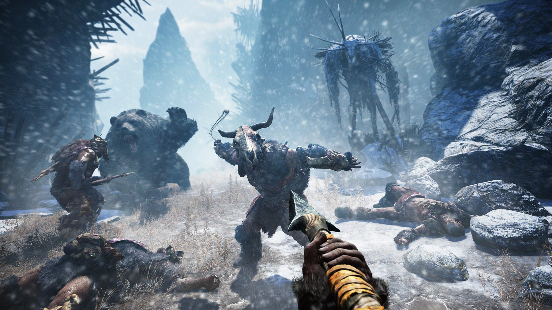Far Cry Primal Wallpapers Pictures Images