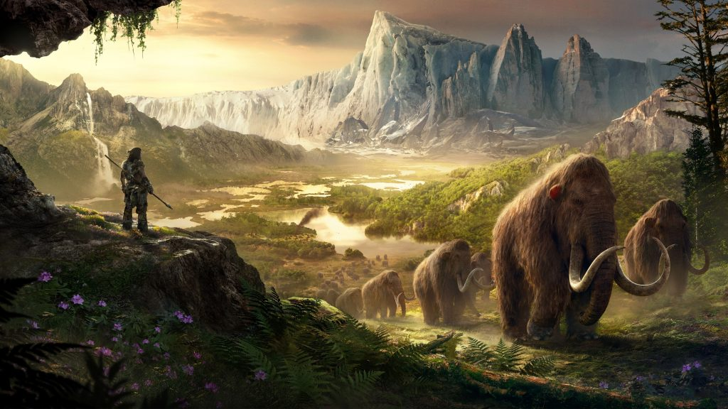 Far Cry Primal 4K UHD Wallpaper 3840x2160