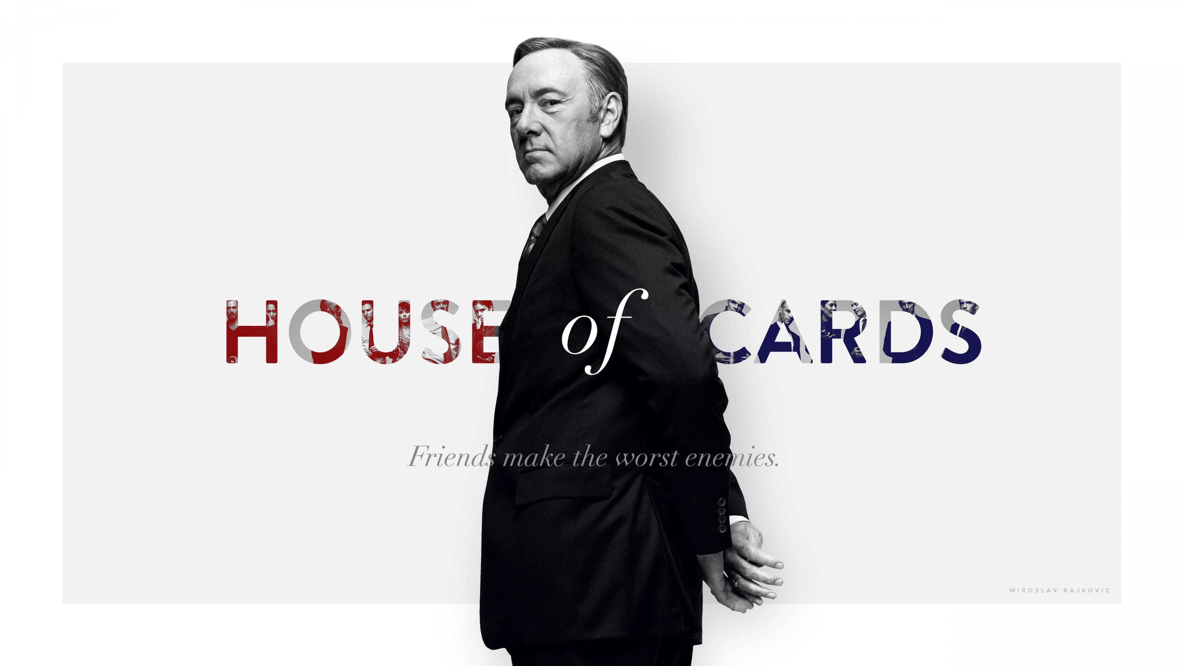 House of cards season 2 wallpaper