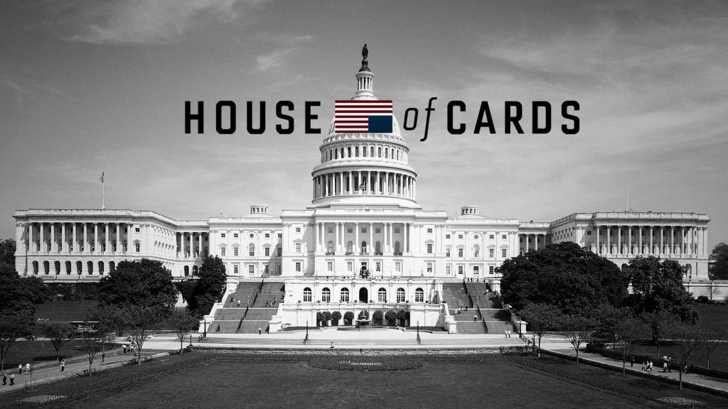 House of Cards Widescreen Wallpaper 1600x900