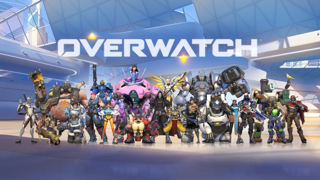 Overwatch Full HD Wallpaper 1920x1080