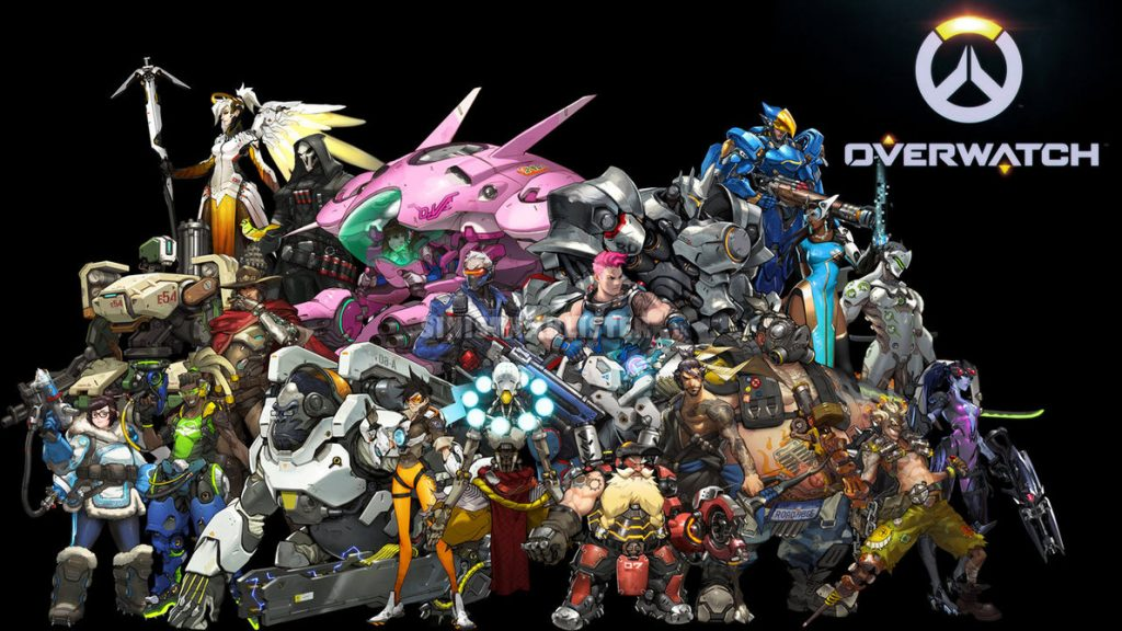 Overwatch Wallpaper 1191x670