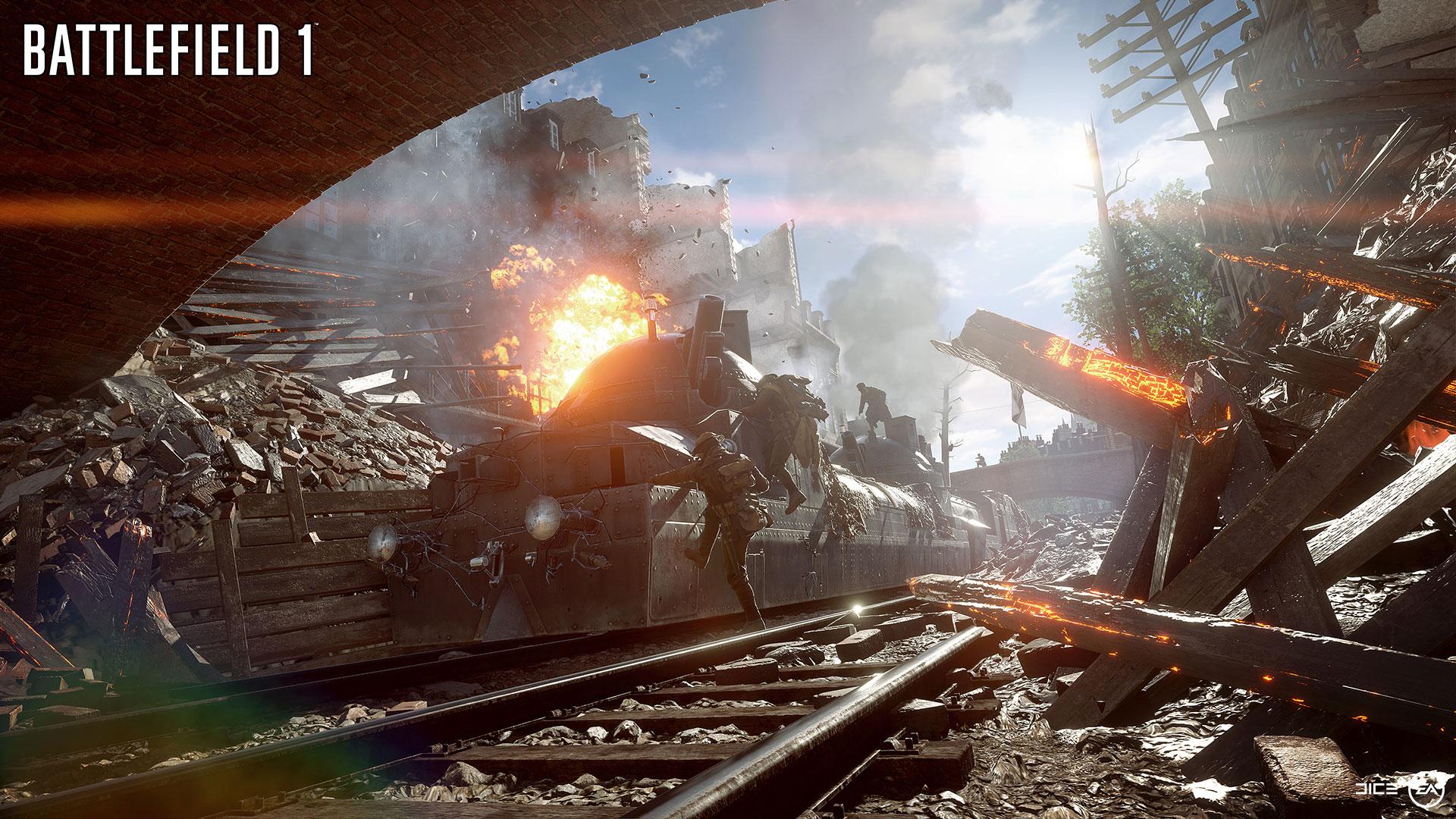 Préféré Battlefield 1 Wallpapers, Pictures, Images WP22