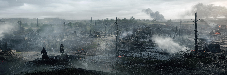 Battlefield 1 Wallpaper 6000x2000